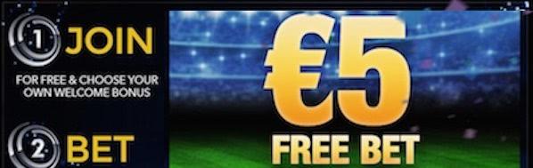 b-Bets gratis bet