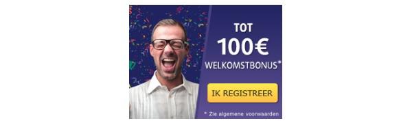 Eurotierce Welkomstbonus