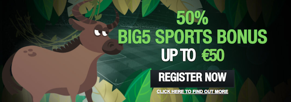 Big5Casino bonus