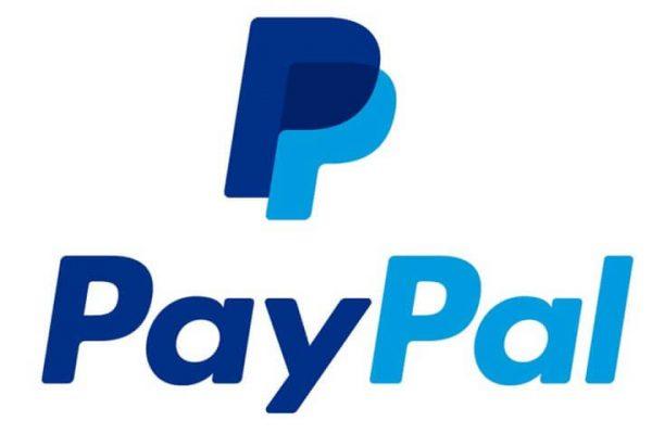 PayPal Logo - online betalingsmethode voor wedden