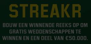 unibet streakr bonus