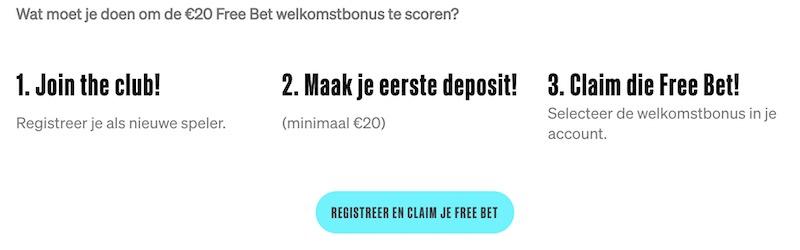 betcity bonus gratis wedden